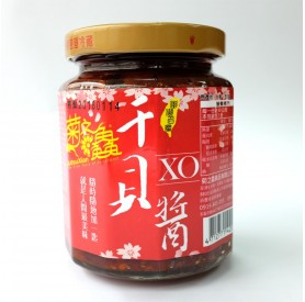 菊之鱻頂級XO干貝醬280g 小辣