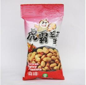 虎農虎霸王麻辣花生 70g/包