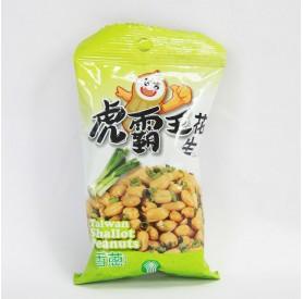虎農虎霸王香蔥花生 70g/包