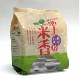 池上鄉農會紫米米香 (180g/包)
