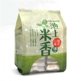 池上鄉農會海苔米香 (180g/包)