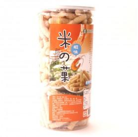 五結鄉蝦味米果 (80g/罐)