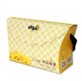 阿甘薯叔地瓜脆薯禮盒35g*6包/盒