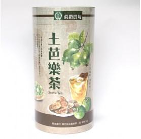 蔴鑽農坊土芭樂茶片 (300g/罐)