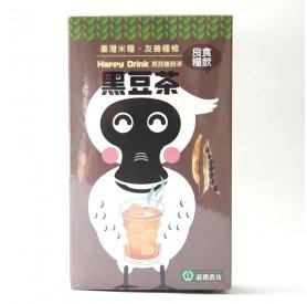 蔴鑽農坊黑琵黑豆粒茶 (13g*10入/盒)
