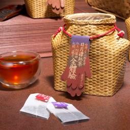 魚池茶簍全體驗組(阿薩姆+紅玉+藏芽+紅韻)2g*12包/盒