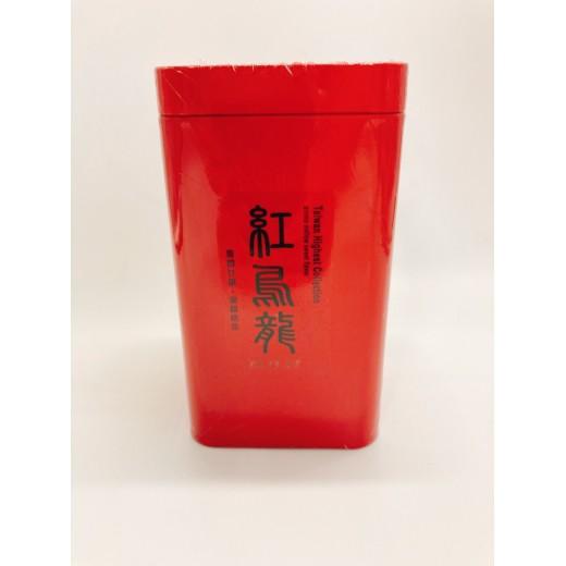 旭美紅烏龍茶鐵罐150g/罐